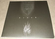 NIHILL-KRACH-2007-2 x LP VINYL-DODECAHEDRON+POSTER INSERT-500 COPIES ONLY-NEW