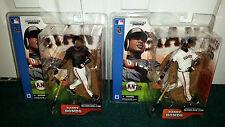Barry Bonds MLB 2 Mcfarlane San Francisco Giants Regular & Variant Jersey MISP