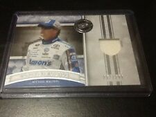 RACE USED 2012 Press Pass Magnificent Materials Michael Waltrip NASCAR Fanfare