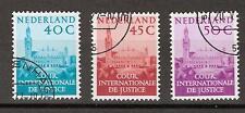 D41-43 Dienstzegels 41 42 43 used NVPH Netherlands Nederland COUR OOK PER STUK