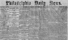 NEW ORLEANS TENNESSEE AUGUSTA GEORGIA HISTORY RARE 1864 CIVIL WAR NEWSPAPER