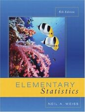 Elementary Statistics (6th Edition)