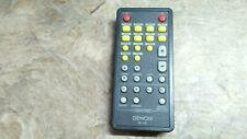 DENON RC-1107 AV Receiver Remote Control for AVR-1909 , AVR-2309CI