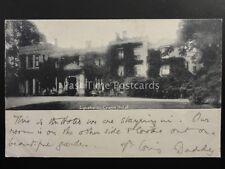 Hampshire NEW FOREST Lyndhurst GRAND HOTEL c1901 UB (PM) LYNDHURST DUPLEX 487