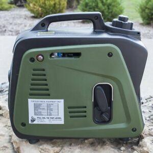 Sportsman 802085 Watt Gasoline Powered Digital Inverter Generator