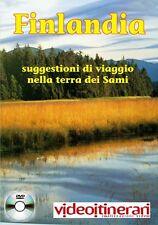 FINLANDIA Terra dei Sami Viaggi in Europa e nel Mondo DVD Videoitinerari 2008