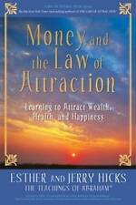 Money and the Law of Attraction: Learning to Attract Wealth Health With CD