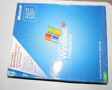 Microsoft Windows XP Professional with Service Pack 2 (SP2) (1 User/s) - Full...