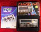 Casio Personal Computer FX-730P Calculator scientific retro collectable