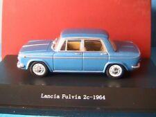 LANCIA FULVIA 2C 1964 BLUE VINCENNES STARLINE 530323 1/43 BLEU BLAU AZURE ITALIA