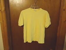 "Womens Old Navy 100% Cotton Size S Yellow Top "" BEAUTIFUL TOP """