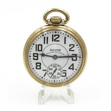 VINTAGE WALTHAM 1908 PREMIER VANGUARD 23 JEWEL POCKET WATCH 16S NO RESERVE #8483