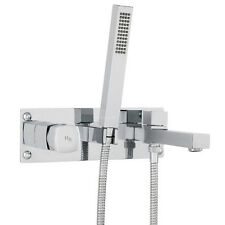 Hudson Reed Kia Wall Mounted PT350-M Bath Shower Mixer Tap Brand New!!