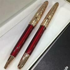 Luxury MB Le Petit Prince Red Blue Color Ballpoint Rollerball Pen + 1 Refill