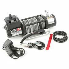 Jeep Winch Synthetic Rope 12.5K lbs 15100.21 Rugged Ridge Spartacus Performance