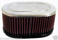 "KN UNIVERSAL AIR FILTER (RC-3510) 2-1/8"" DUAL FLG, 6-1/4 X 4""OD,3""H"