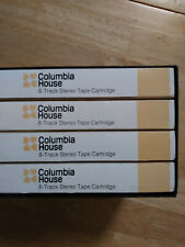 8 Track Tapes Columbia House box set - Warm & Happy/Sweet Summer Love