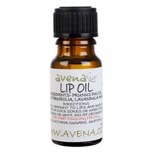 Lip Oil Cold Sores Relief Healing Treatment Aromatherapy Natural Oils Blend New