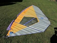 North Sails Wind Surfing Sail Delta 5.7 Meter Square With Storage Bag