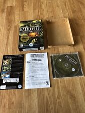 Battlefield 1942 Road To Rome Expansion PC CD Game In Box