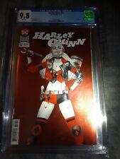 Harley Quinn 52 Cgc 9.8 DC Universe Batman Joker Suicide Squad 1st print