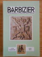 Barbizier n° 34, 2010 Franche-Comté, Tuiles, N. D. de Voray, Taques