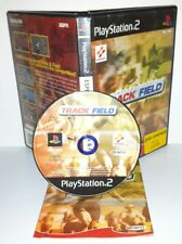 ESPN INTERNATIONAL TRACK N FIELD - Ps2 Playstation Play Station 2 Gioco Game