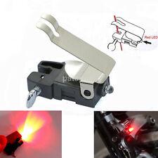 Lámpara de freno de bici de montaje de la cola Trasera Bicicleta Ciclismo LED de advertencia de seguridad buena au