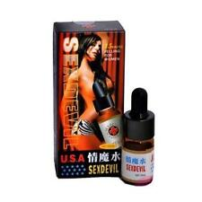 SEXDEVIL FEMALE SEX DROPS Aphrodisiac Liquid Female Libido Enhancer, Spanish Fly