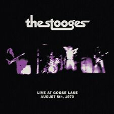The Stooges **Live at Goose Lake: August 8th 1970 *BRAND NEW CD