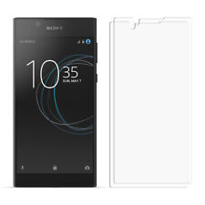 2 x Anti Scratch Glossy Screen Protectors for Sony Xperia L1 - Display Savers