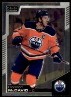 2020-21 UD O-Pee-Chee Platinum Preview Base #P-CM Connor McDavid