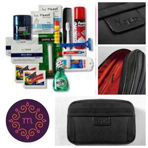 Groom/Groomsmen Mini-Bag Wedding Survival Kit - Tangerine