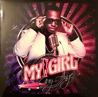 Guy Ange CD Single My Girl - Promo - France (M/EX+)
