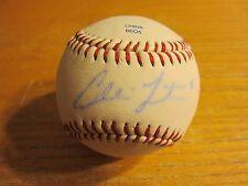 Ollie Linton Autographed Signed Rawlings Baseball MLB Arizona Diamondbacks