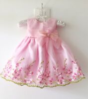 """Toddler Reborn Baby Girl Clothes ClothingUse For 22"""" Accessories Handmade Gift"""