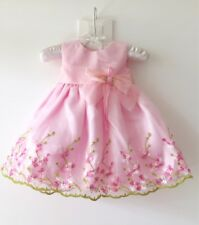 """Reborn Baby Girl doll Clothes Outfit Dress Doll ACCESSORY For 22"""" Doll gift US"""