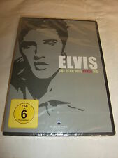 DVD Elvis - The Echo will never die NEU in OVP
