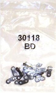 Chainsaw Chain Repair Links 3/8 .050 / .058 (8-pack), Oregon 30118
