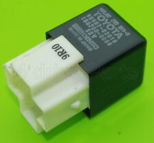 90987-02010 Toyota Lexus 4-Pin Black Relay Denso ISO M4-S Japan 156700-0060