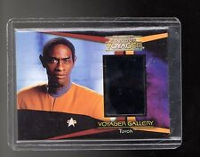 Star Trek Complete Voyager G9 Tuvok Gallery card