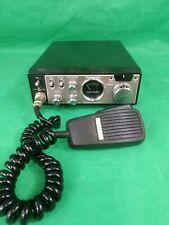 **PANASONIC RJ-3200 23 CHANNEL CB RADIO WITH ORIGINAL MIC GOOD WORKING CONDITION