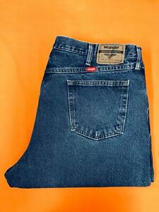 Wrangler Vintage Blue Jeans Size 42 x 30