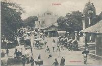 """CEYLON COLOMBO – ca. 1910 superb unused old vintage postcard """"SKEEN-PHOTO"""""""
