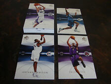 2004-05 SP Authentic Basketball---Lot Of 16---Dupes---See List