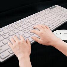 2.4G Wireless Gaming Keyboard & Mouse Set Combo for PC Laptop Win 7/8/10 MAC UK
