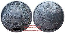 J  17   1 Mark Kaiserreich 1907 E in SS
