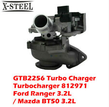 GTB2256 Turbo Charger Turbocharger 812971 Ford Ranger 3.2L / Mazda BT50 3.2L