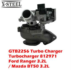 GTB2256 Turbo Charger Turbocharger 812971 Ford Ranger 3.2L / Mazda BT50 3.2L