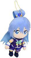 "GE Animation Konosuba GE-52231 Aqua Stuffed Plush, 9"""